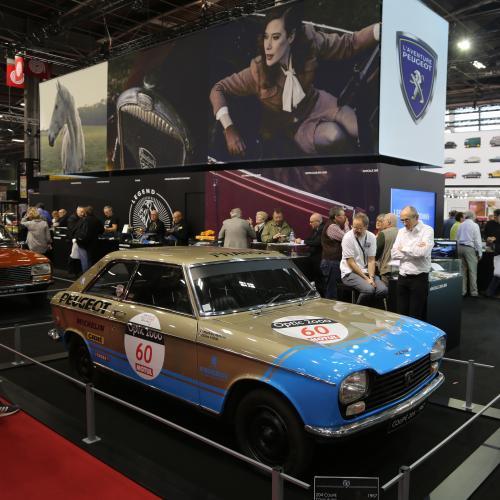 Rétromobile 2019 | nos photos du stand Peugeot
