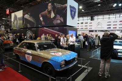 Rétromobile 2019 | nos photos du stand Peugeot