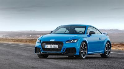 Audi TT RS restylée | les photos officielles