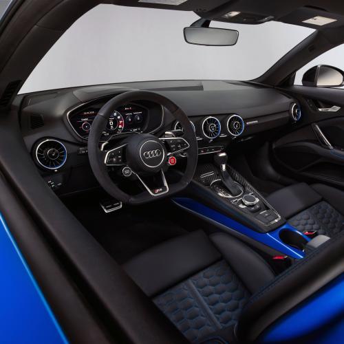 Audi TT RS restylée | les photos officielles de la version Coupé