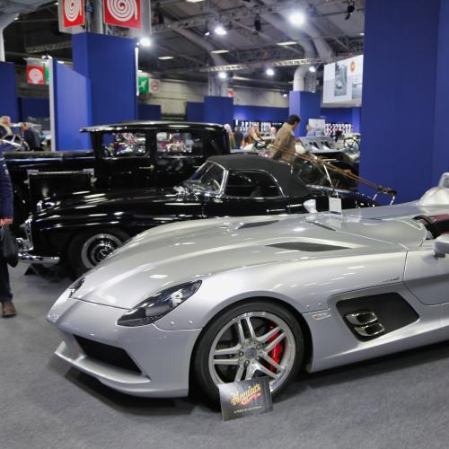 Rétromobile 2019 | nos photos des véhicules de la vente Artcurial du 8 février