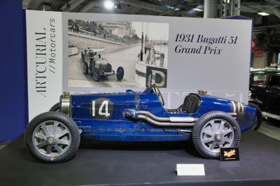 Rétromobile 2019 | nos photos de la Bugatti Type 51