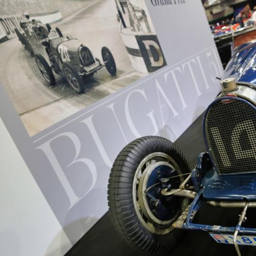 Rétromobile 2019 | nos photos de la Bugatti Type 51