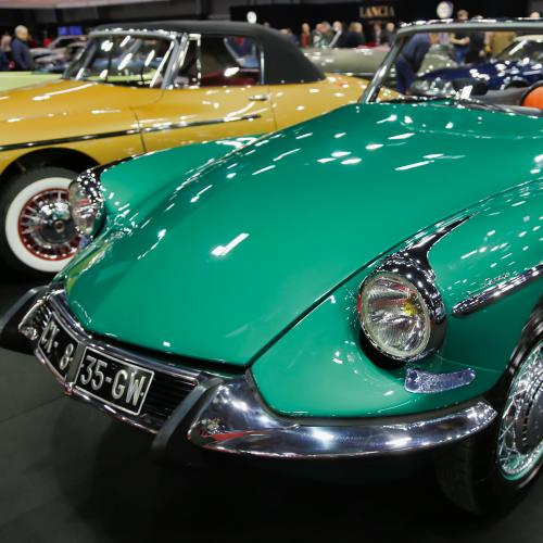 Rétromobile 2019 | nos photos des 18 Citroën Chapron