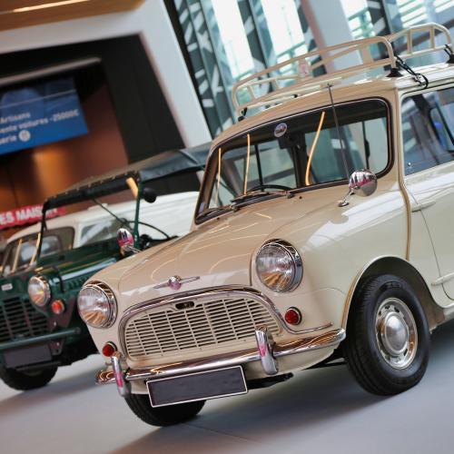 Rétromobile 2019 | nos photos des 60 ans de la Mini