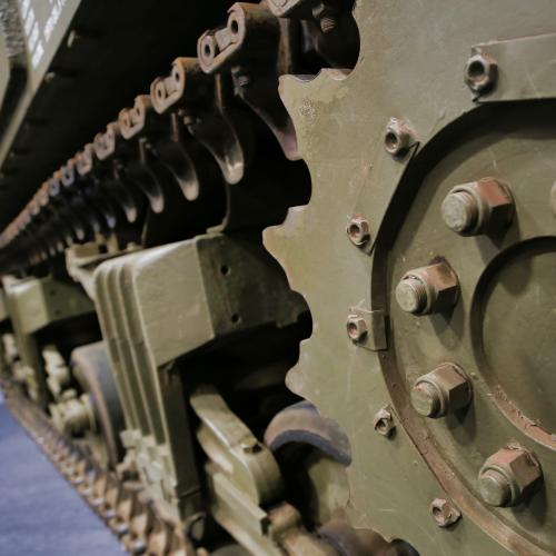Rétromobile 2019 | nos photos des chars du musée des blindés