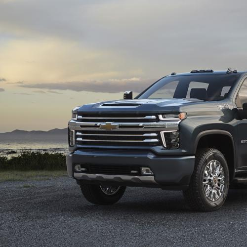 Chevrolet Silverado 2500 HD   les photos officielles de la génération 2020
