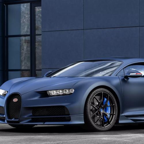 Bugatti Chiron Sport | les photos officielles de l'édition 110 ans