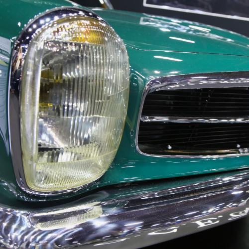 Rétromobile 2019 | nos photos du stand Mercedes