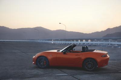 Mazda MX-5 | les photos officielles de l'édition des 30 ans
