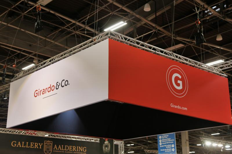 Rétromobile 2019 | nos photos du stand Girardo & Co