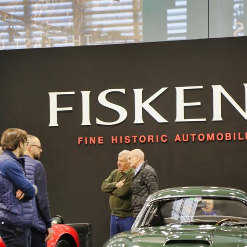 Rétromobile 2019 | nos photos du stand Fiskens