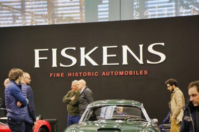 Rétromobile 2019 | nos photos du stand Fiskens