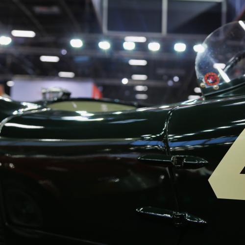 Rétromobile 2019   nos photos du stand Fiskens