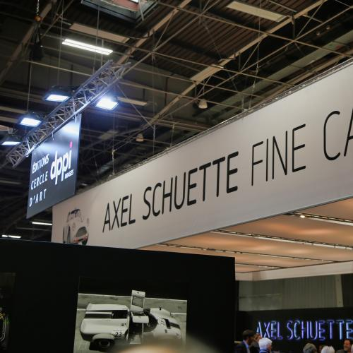 Rétromobile 2019 | nos photos du stand Axel Schuette Fine Cars