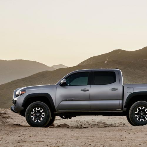 Toyota Tacoma | les photos officielles du pick-up