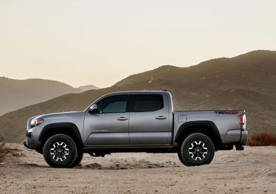 Toyota Tacoma | les photos officielles du pick-up
