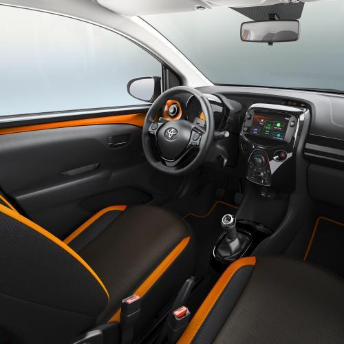 Toyota Aygo x-Style et x-Cite