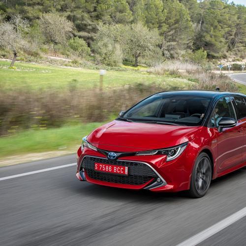 Essai Toyota Corolla (2019)