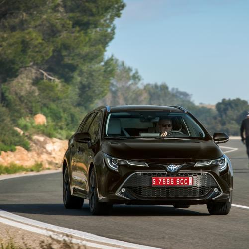 Essai Toyota Corolla Touring Sports (2019)