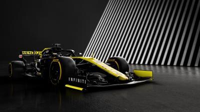 Renault F1 Team : Toutes les photos de la nouvelle R.S.19