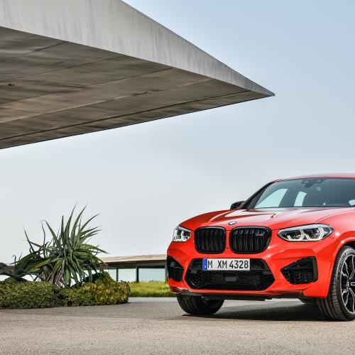 BMW X3 M et X4 M | les photos officielles des versions Competition