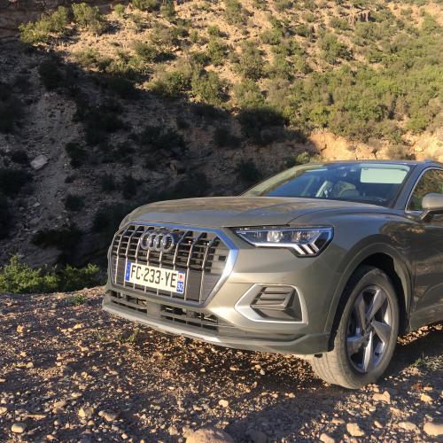 Essai Audi Q3