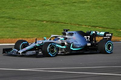 Formule 1 : Mercedes F1 W10 EQ Power+