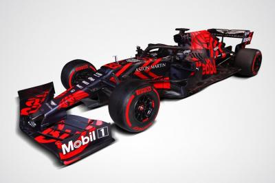 Formule 1 : Red Bull Racing RB15