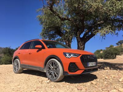 Essai Audi Q3 | Nos photos de la version quattro au Maroc