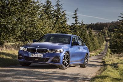 Nouvelle BMW Série 3 (2019)