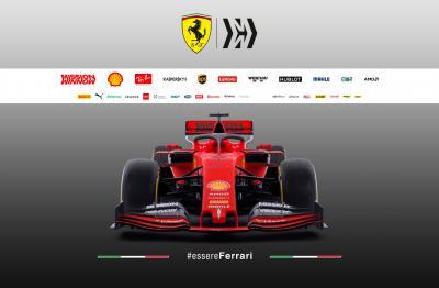 Ferrari : toutes les photos de la SP90