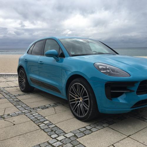 Essai Porsche Macan (2019): nos premières photos du SUV au Portugal