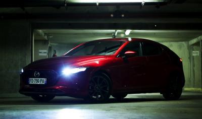 Nouvelle Mazda 3 | Nos photos en avant-première à Paris