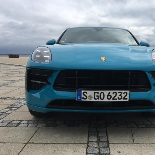 Essai Porsche Macan