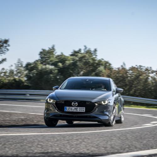 Essai Mazda3 (2019)