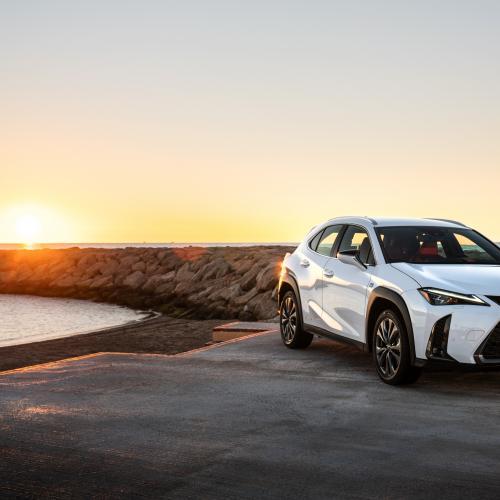 Essai Lexus UX : toutes les photos de notre prise en mains