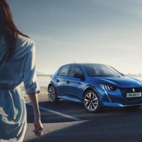 Peugeot e-208 | les photos officielles de la citadine 100% électrique