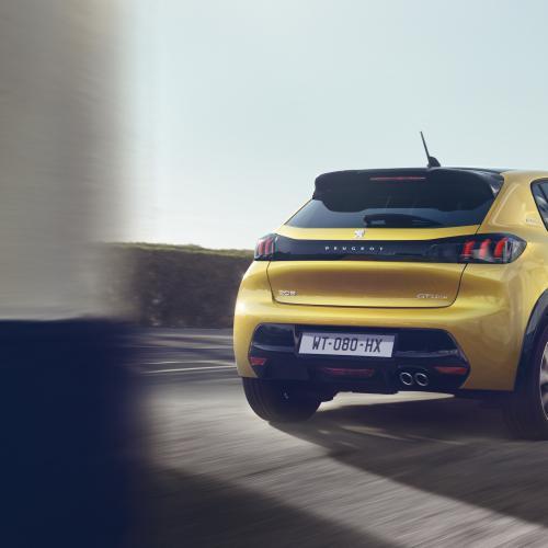 Peugeot 208 | les photos officielles de la seconde génération