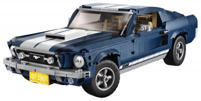 Ford Mustang | les photos de la version 1967 en Lego