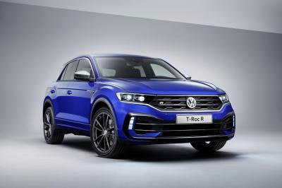 Volkswagen T-Roc R | les photos officielles du SUV compact sportif