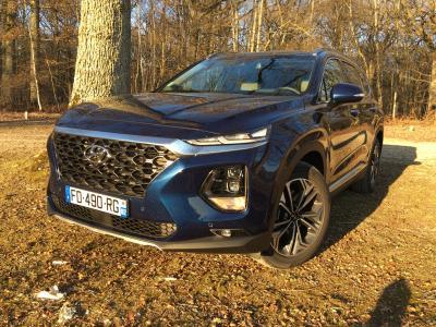 Hyundai Santa Fe | Nos photos du SUV