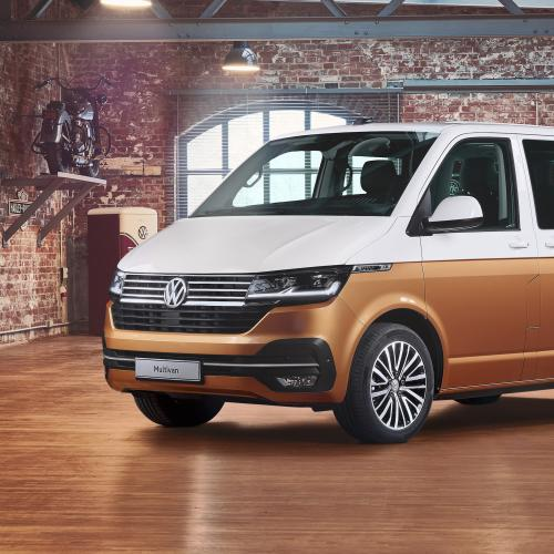 Volkswagen Multivan | les photos officielles du van allemand