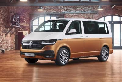 Volkswagen Multivan | les photos officielles du van allemand