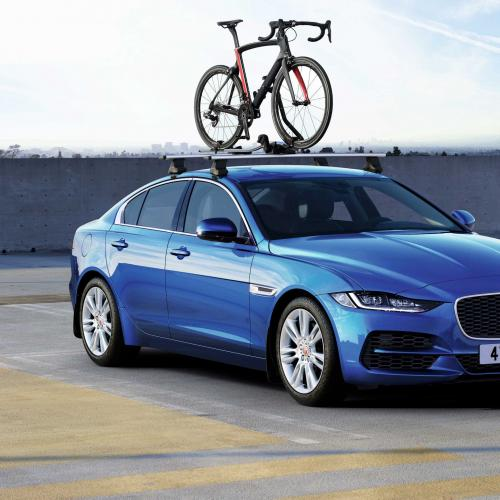 Jaguar XE | les photos officielles de la berline familiale