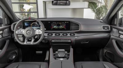 Mercedes GLE 53 4Matic+ | les photos officielles du SUV