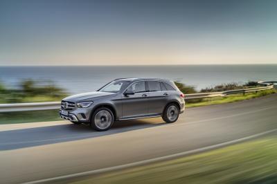Mercedes GLC | les photos officielles du restylage 2019 du SUV