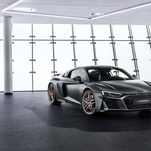 Audi R8 V10 Decennium | les photos officielles de l'édition spéciale