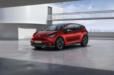 Concept Seat el-Born | les photos officielles du concept 100% électrique