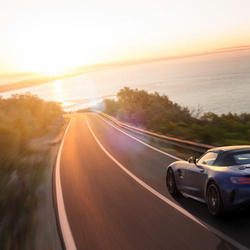 Mercedes-AMG GT R Roadster | les photos officielles